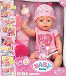 Zapf Baby Born Soft Touch Girl Blue Eyes