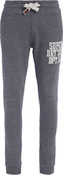 Superdry Core Applique Jogger Grey