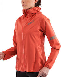 Inov8 All Terrain Stormshell Waterproof Jacket Orange 507e5e32560