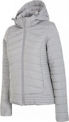 4F Ski Wear H4Z17-KUD004 Light Grey