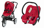 Bebe Confort High Trek & Streety Fix Robin Red
