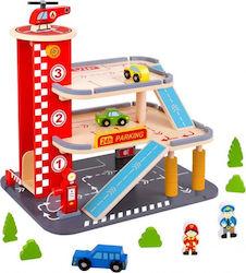 ξυλινα παιχνιδι γκαραζ αυτοκινητάκια Skroutzgr