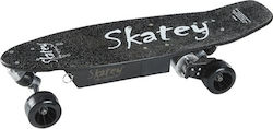 Skatey Electric Skateboard 150 Black