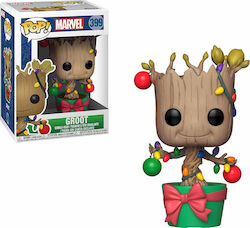 Pop! Marvel: Guardians of the Galaxy - Holiday Groot 399