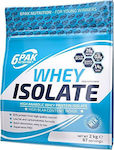 6Pak Nutrition Whey Isolate 2000gr White Chocolate