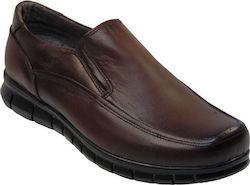 Προσθήκη στα αγαπημένα menu Tsimpolis Shoes 385 Casual Slip On Ανδρικό Από Γνήσιο  Δέρμα Καφέ 289930c5b94