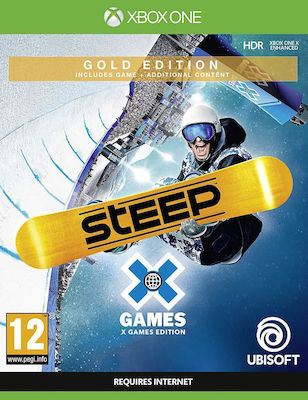 Steep (X Games Gold) XBOX ONE
