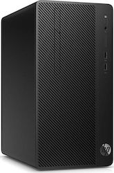 HP 290 G2 MT (i3-8100/4GB/1TB/No OS)