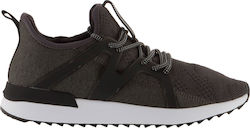 FUNKY BUDDHA M FBM007-08218 MAN SHOES ATHLETIC - FBM007-08218-GREY GREY