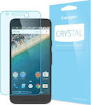 Spigen Crystal Screen Protector (Nexus 5X)