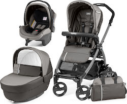 f5b5c504265 Peg Perego Book 51 Elite Modular 3 in 1 Class Grey