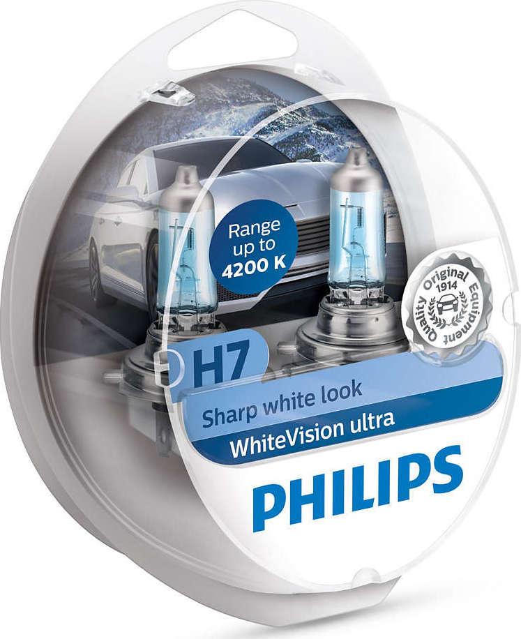 Προσθήκη στα αγαπημένα menu Philips H7 WhiteVision Ultra 12V 2τμχ 3da1d884f23