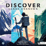 Asmodee Discover Lands Unknown