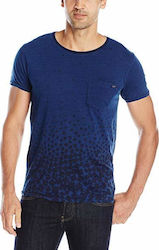 Scotch & Soda Printed 100091-A1 Navy