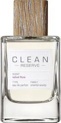 Clean Beauty Reserve Velvet Flora Eau de Parfum 100ml