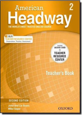 AMERICAN HEADWAY WITH ACCESS TO TEACHER RESOURCE CENTER 2 Teacher 's book 2nd edition