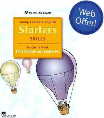YOUNG LEARNERS ENGLISH SKILLS YLE STARTERS Teacher 's book (+ WEBCODE)