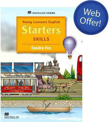 YOUNG LEARNERS ENGLISH SKILLS YLE STARTERS Student 's Book