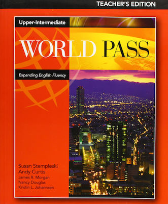 WORLD PASS UPPER INTERMEDIATE Teacher 's book