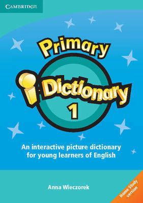 PRIMARY I-DICTIONARY 1 START CD HOME USER