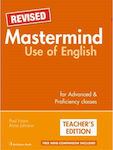 MASTERMIND USE OF ENGLISH ADVANCED + PROFICIENCY Teacher 's book REVISED