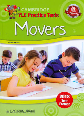 CAMBRIDGE YOUNG LEARNERS ENGLISH TESTS MOVERS Student 's Book 2018