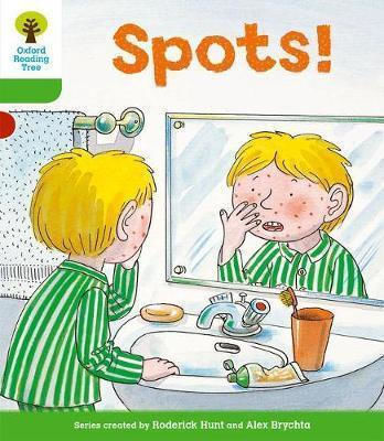 OXFORD READING TREE SPOTS! (STAGE 2) PB