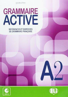 GRAMMAIRE ACTIVE A2 Student 's Book (+ CD)