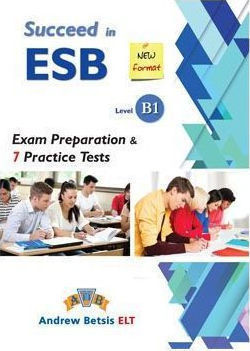 SUCCEED IN EStudent 's Book B1 PRACTICE TESTS CD CLASS 2017
