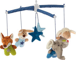 Sigikid Mobile Blue with Animals