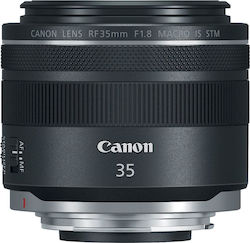 Canon RF 35mm F1.8 Macro IS STM (Canon RF) Black