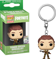 Pocket Pop! Keychain Games: Fortnite - Tower Recon Specialist