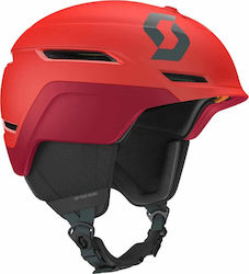Scott Symbol 2 Plus D Helmet 254586 Red
