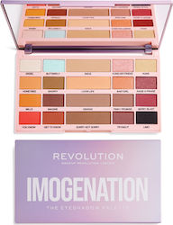 Makeup Revolution X Imogenation The Eyeshadow Palette