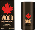 Dsquared2 Wood For Him Perfumed Deodorant Stick Stick 75ml