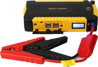 Εκκινητής Μπαταρίας Αυτοκινήτου Car Power Bank 12V 69800mAh TM19B
