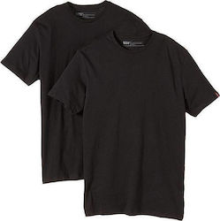 LEVI'S SLIM 2 PACK CREW TEE TWOPACK T (82176-0003)