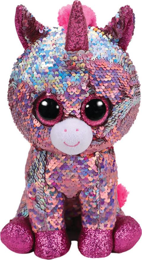 Προσθήκη στα αγαπημένα menu Ty Beanie Boos Flippable Pink Unicorn 23cm 4bf7136ced0