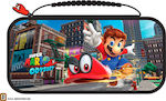 Bigben Interactive Deluxe Travel Case Rds Mario Odyseey Nns58 Switch