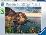 View of Cinque Terre Italy Ravensburger