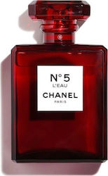 Chanel No 5 L' Eau Limited Christmas 2018 Eau de Toilette 100ml