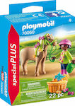 Playmobil Special Plus: Girl with Pony