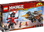 Lego Ninjago: Cole's Earth Driller 70669