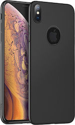 Hoco Fascination Back Cover Μαύρο (iPhone XS Max)