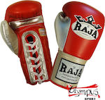 Raja Boxing Gloves RBGL-1 Red