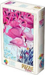 Tropical Flamingos 1000pcs (72887-02) D-Toys