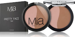 Mia Make Up Fard Pretty Face Brownizer
