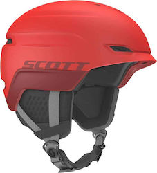 Scott Chase 2 Helmet Red