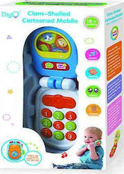Moni Music Toy Phones Clamshell