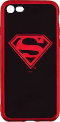 Warner Bros Superman Luxury Chrome Back Cover (Xiaomi Redmi 6)